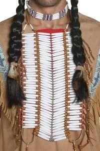 Indianer Kostüm Brustpanzer