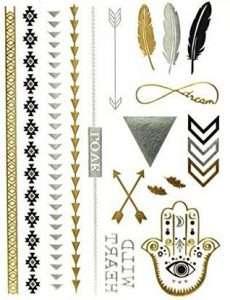 Indianer Tattoos