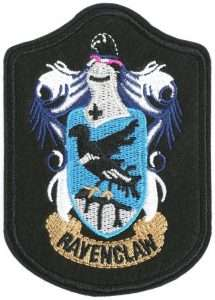 Harry Potter Kostüm selber machen Ravenclaw Wappen   Kostüm-Idee zu Karneval, Halloween & Fasching