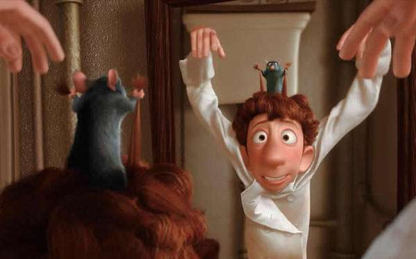 Ratatouille Kostüm selber machen