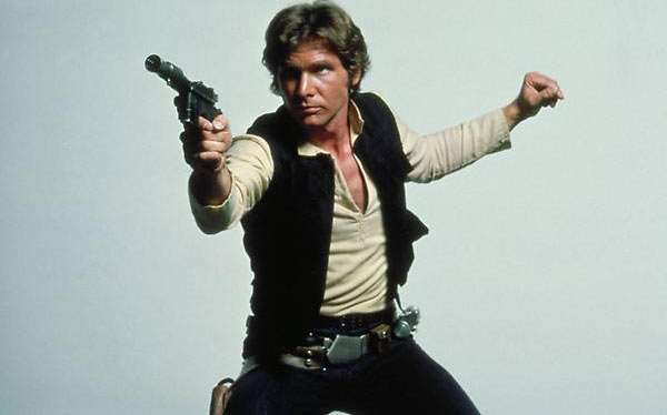Han Solo Kostüm selber machen