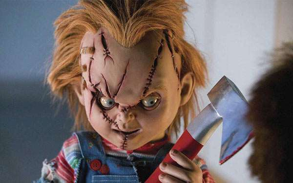 Chucky die Mörderpuppe Kostüm selber machen