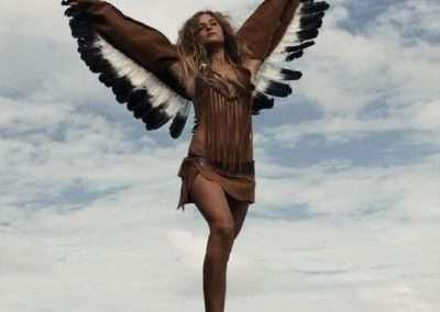 Alder Kostüm selber machen |Kostüm Idee zu Karneval, Halloween, Fasching & Vogelball 1