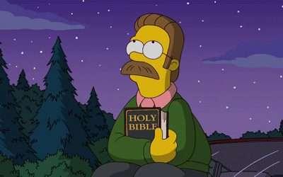 Ned Flanders Kostüm selber machen