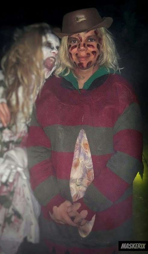 maskerix - Kostüm selber machen - Freddy Krueger