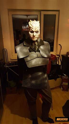 maskerix - Kostüm selber machen - Game of Thrones Whitewalker