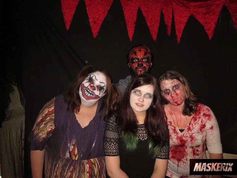 maskerix - Kostüm selber machen - Halloween Gruppenkostüm 2