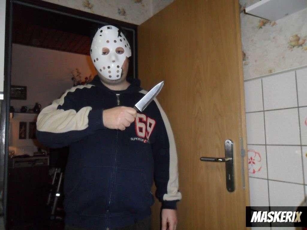 maskerix - Kostüm selber machen - Jason