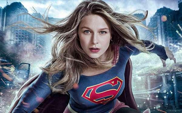 Supergirl Kostüm selber machen