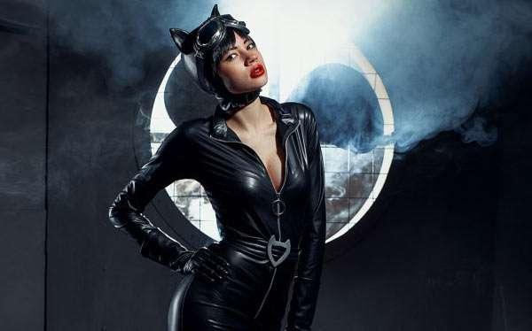 Catwoman Kostüm selber machen