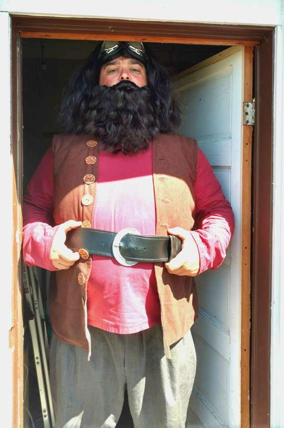 Etsy - Harry Potter Hagrid Kostüm selber machen