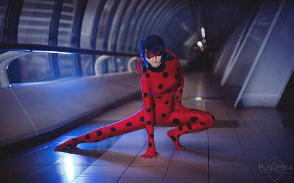 miraculous ladybug kostüm selber machen  maskerixde