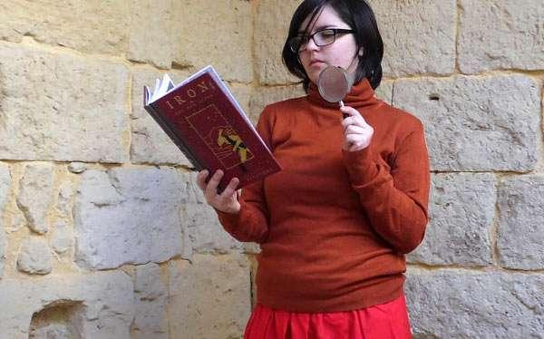 Scooby Doo Velma Kostüm selber machen