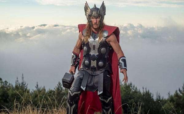 Thor Kostüm selber machen