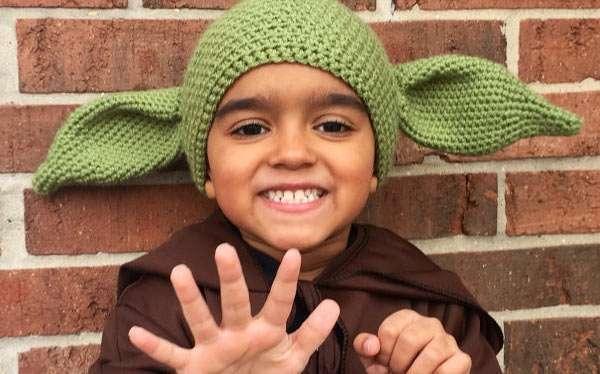 Yoda Kostüm selber machen