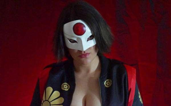 Suicide Squad Katana Kostüm selber machen