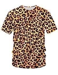 Amazon - Kostüm selber machen - Leopardenshirts M