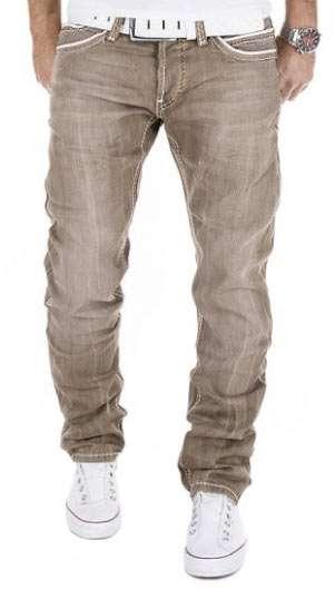 Brauen Jeans