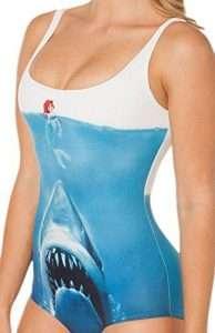 hai-angriff-kostüm-badeanzug-arielle