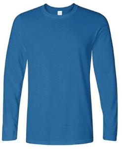 Amazon - Kostüm selber machen - Blaues Shirt