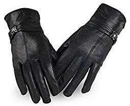 Amazon - Kostüm selber machen - Schwarze Lederhandschuhe