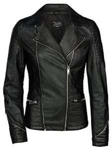 Amazon - Kostüm selber machen - Schwarze Lederjacke