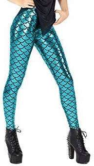 Amazon - Meerjungfrau Kostüm selber machen - Leggings