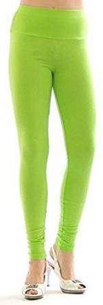 Hellgrüne Leggings | Kostüm selber machen