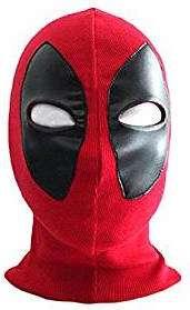 Deadpool Kostüm Maske