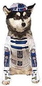 Star Wars R2D2 Kostüm für Hunde