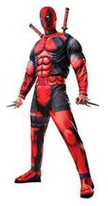Deadpool Kostüm für Herren