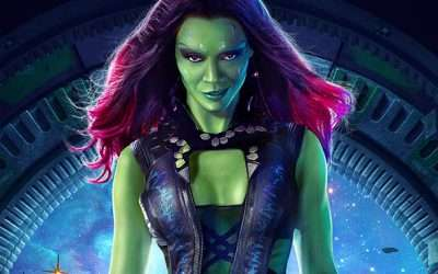 Guardians of the Galaxy Gamora Kostüm selber machen