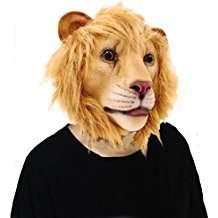 Löwen Maske - Kostüm selber machen zu Karneval, Halloween & Fasching