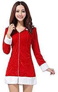 Weihnachtsmann Mantel | Kostüm selber machen