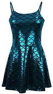 Amazon - Meerjungfrau Kostüm selber machen - Kleid