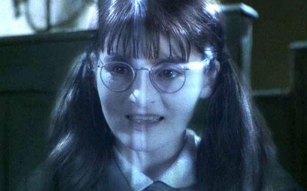 Harry Potter Maulende Myrte Kostüm selber machen