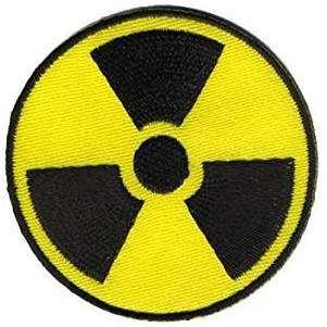 Radioaktiv Aufnäher | Kostüm selber machen