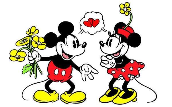 Minnie & Micky Maus Kostüm selber machen