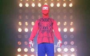 Wrestling Spiderman Kostüm selber machen | Kostüm Idee zu Weihnachten, Karneval, Halloween & Fasching
