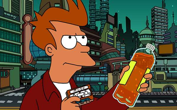 Fry Futurama Kostüm selber machen