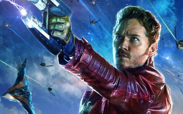 Guardians of the Galaxy Peter Quill Star Lord Kostüm selber machen