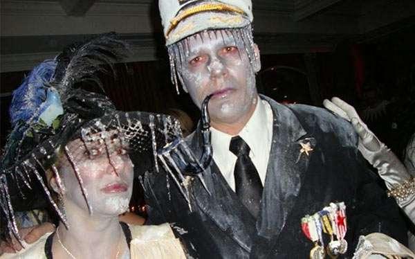 Titanic Opfer Kostüm selber machen