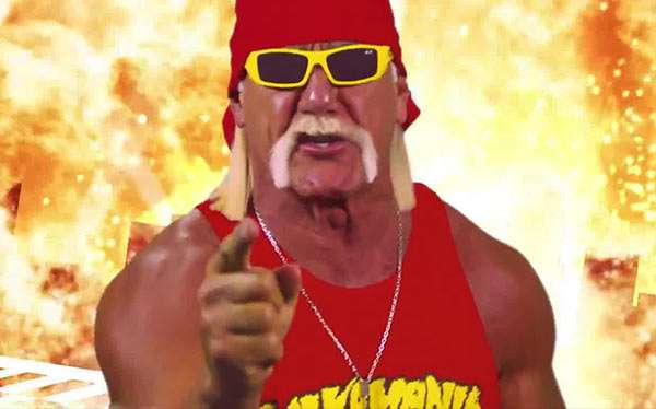 Hulk Hogan Kostüm selber machen