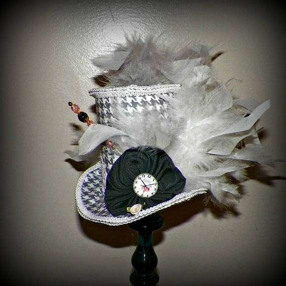 Etsy - Alice im Wunderland Hase Kostüm selber machen - Hut