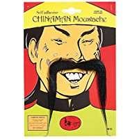 Chinese Kostüm selber machen |Bart