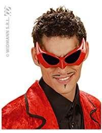 Kostüm selber machen - Teufel Brille