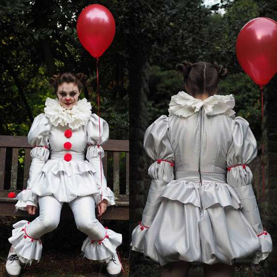 Etsy - Pennywise Kostüm selber machen