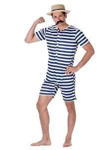 Kostüm selber machen - Retro Badeanzug