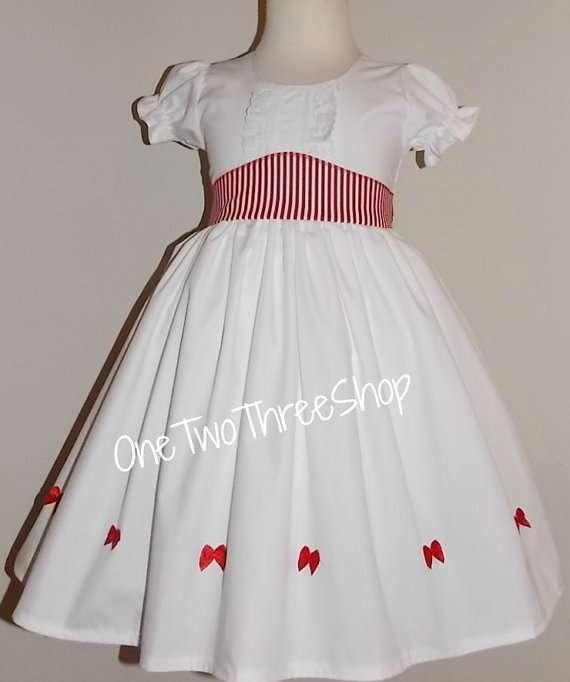 Etsy - Mary Poppins Kostüm selber machen - Kleid