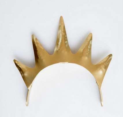 Etsy - Neptun Kostüm selber machen - Krone